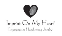 Imprint On My Heart Fine Fingerprint and Handwriting Jewelry